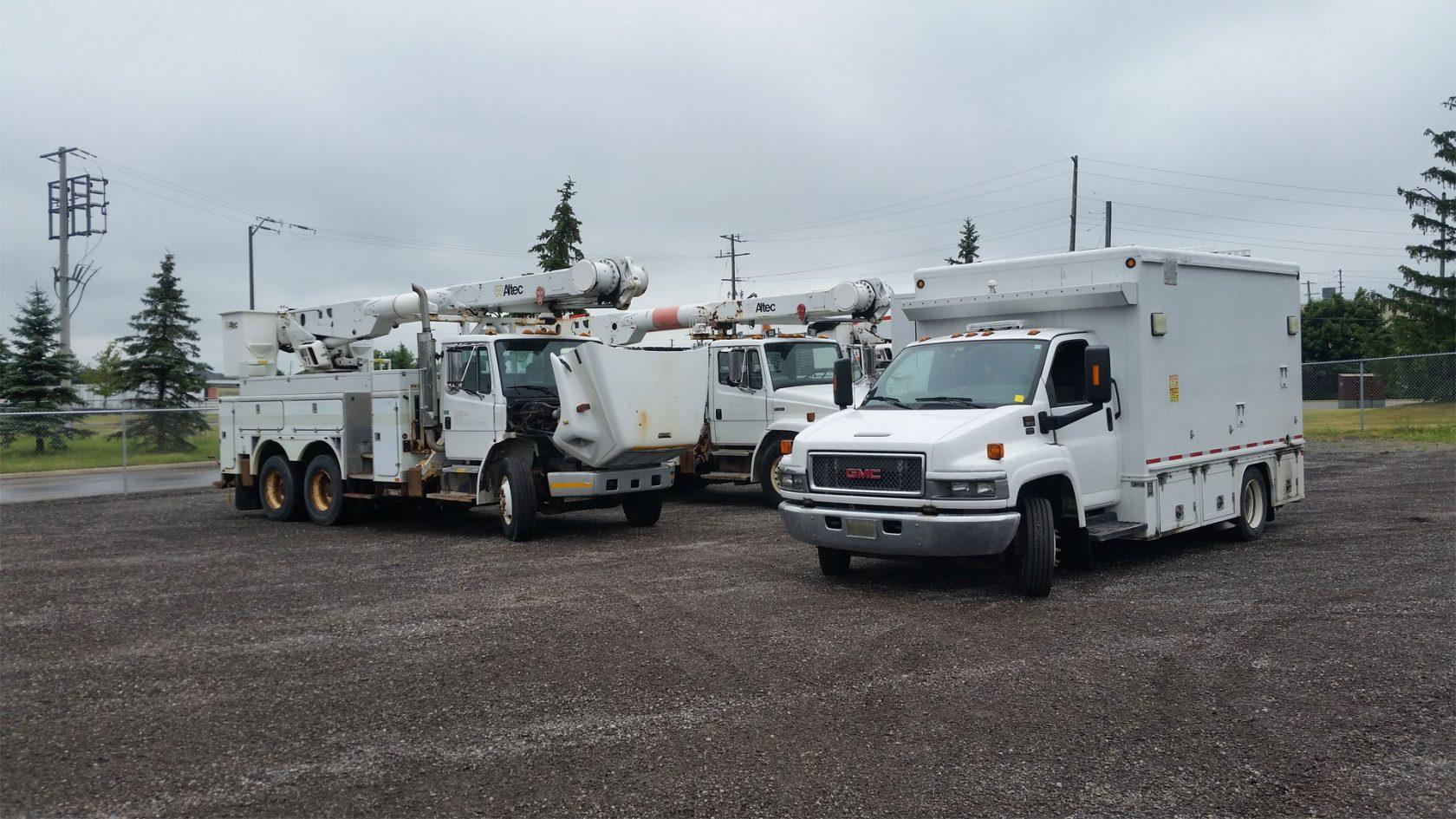 Truck repair company Toronto