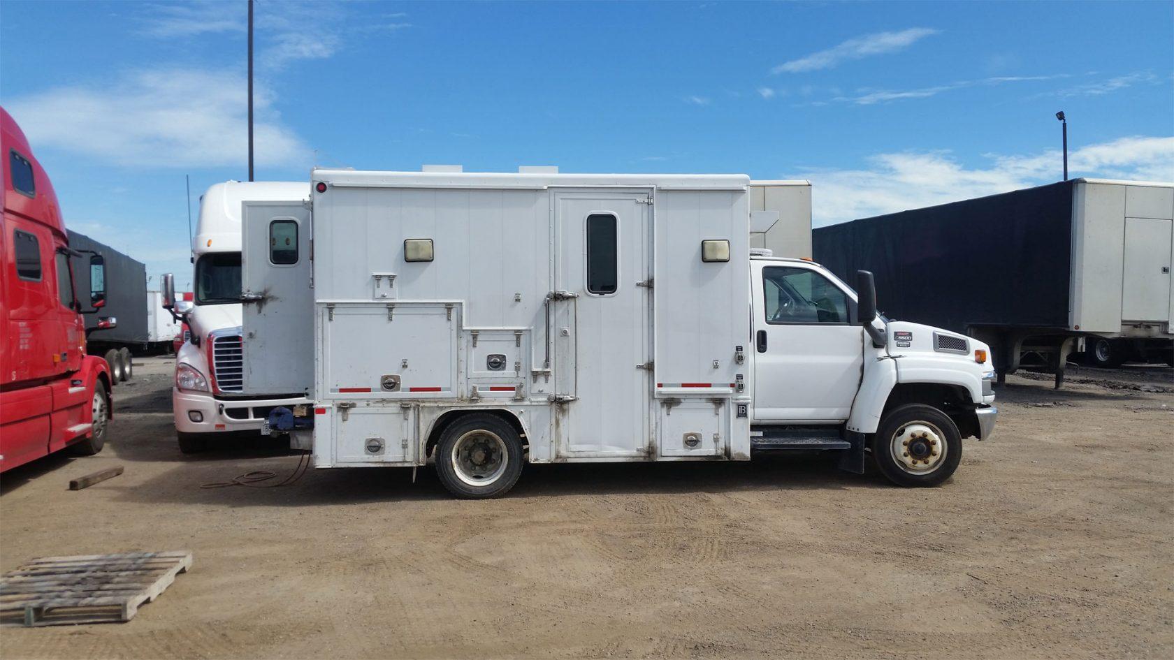 Emergency truck repair Brampton