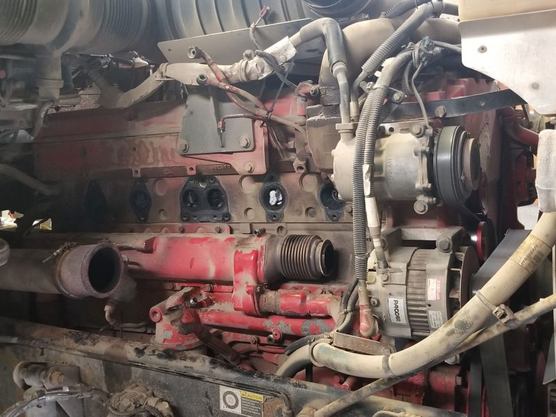 Truck engine repair Toronto
