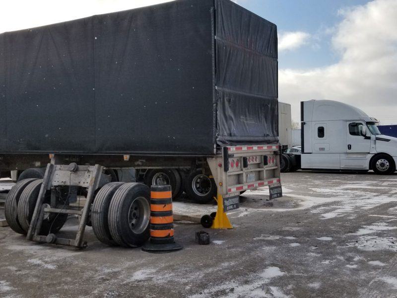 Truck repair and maintenance company