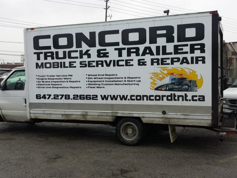 Truck Repairs Mississauga